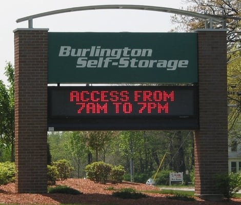 Burlington Self Storage   Salem 232 N Broadway Salem, NH Warehouses Self  Storage   MapQuest