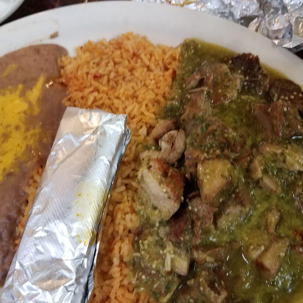 La Cabana Restaurant: 319 E Wyandotte Ave, McAlester, OK