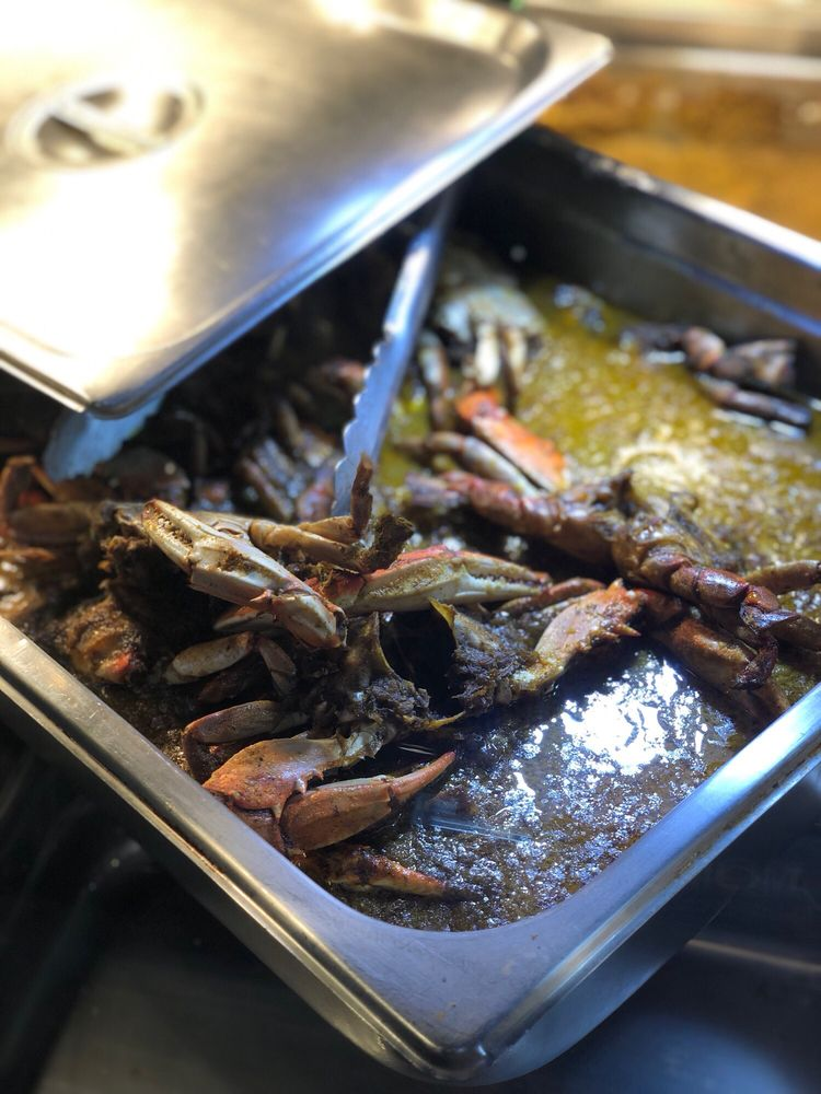 Ray's Caribbean American Food: 1436 S Philadelphia Blvd, Aberdeen, MD