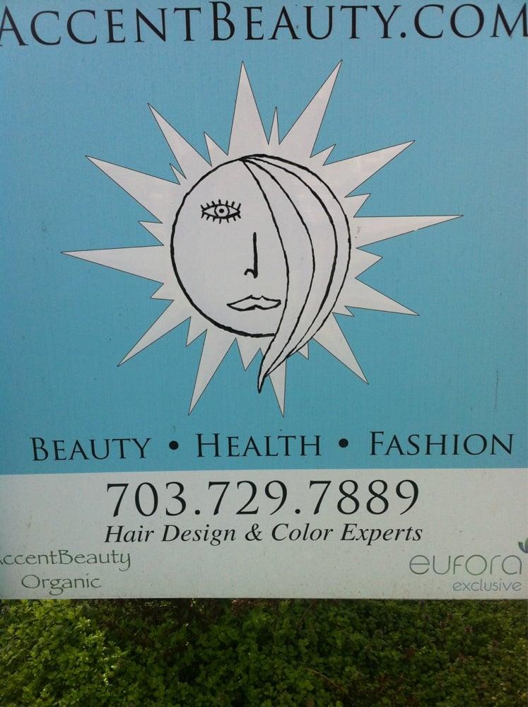 Accent Beauty Organic Salon: 20727 Ashburn Rd, Ashburn, VA