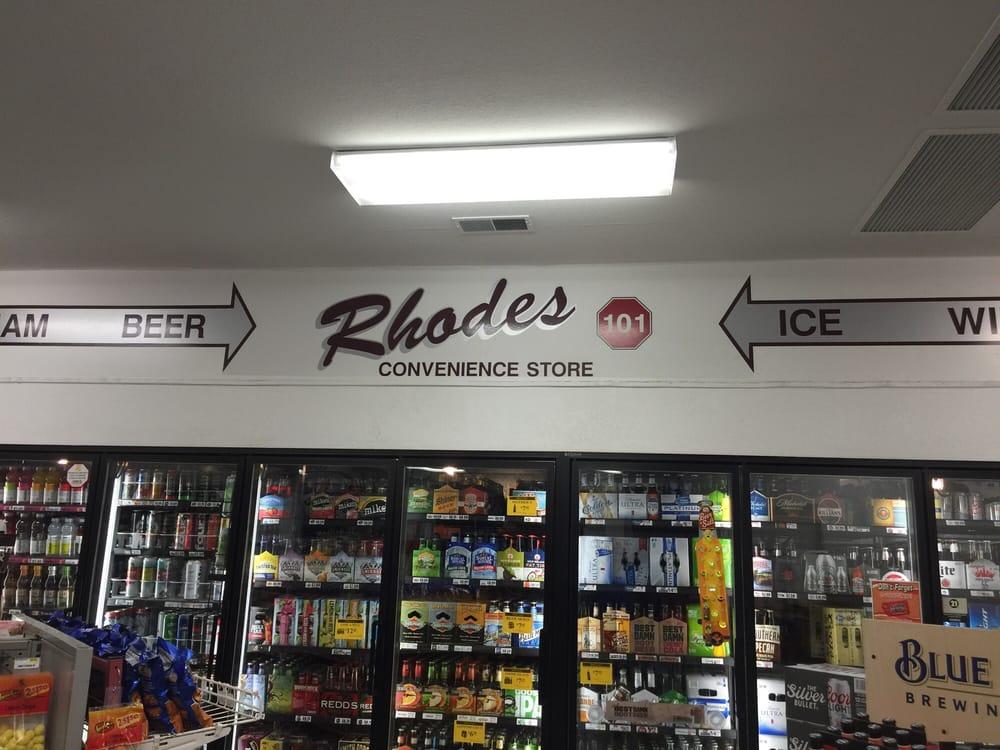 Rhodes 101 Stop