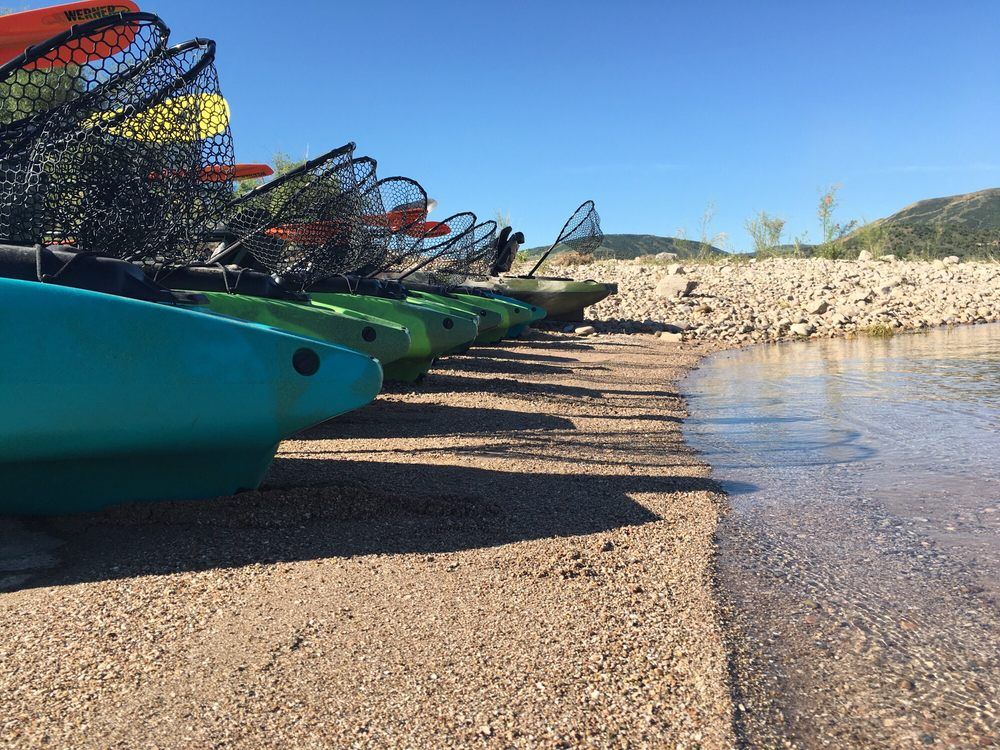 Fish On Kayaking: 1 Rockport Marina Rd, Park City, UT