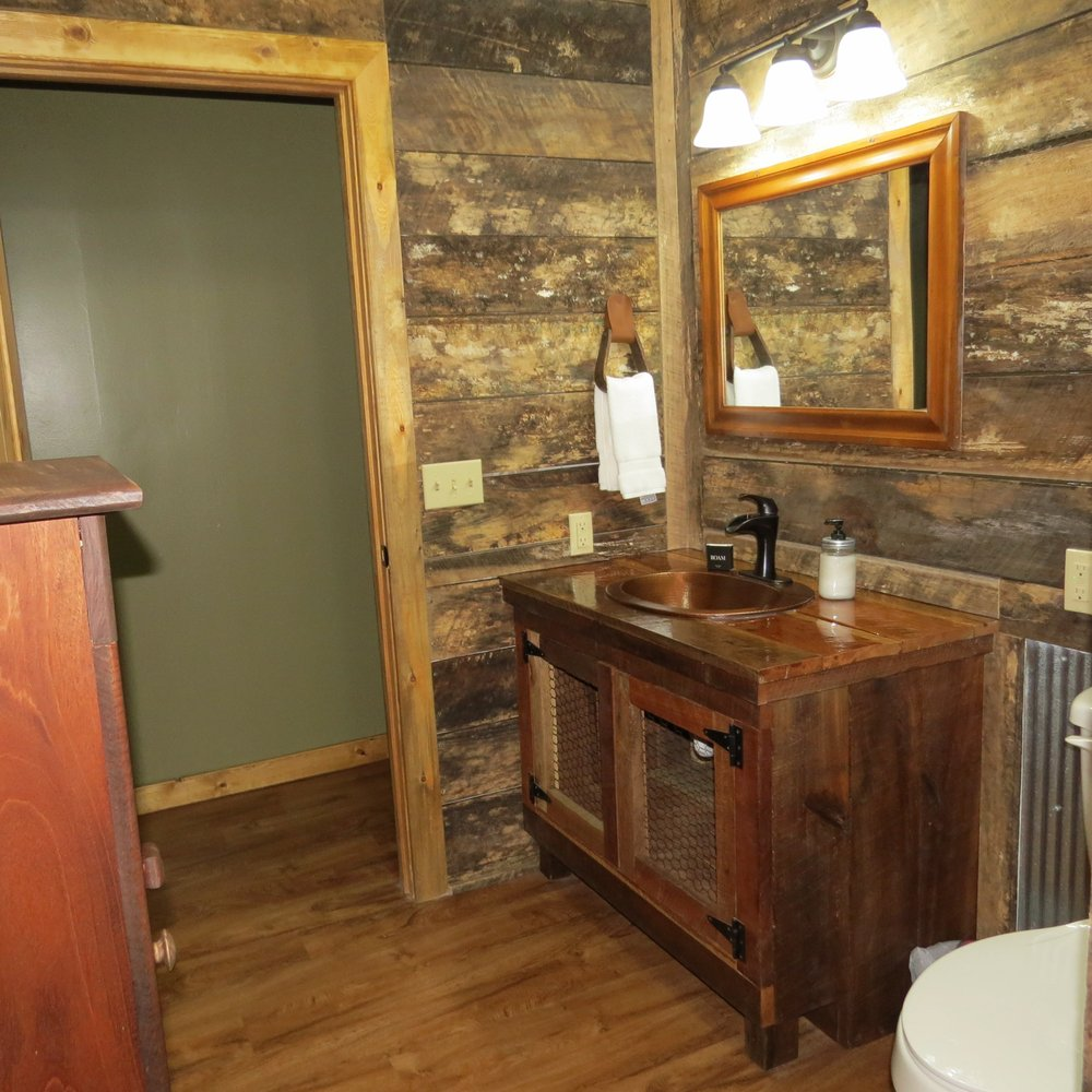 Timber Ridge Outpost & Cabins: 546 N Iron Furnace Rd, Elizabethtown, IL