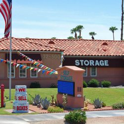 Perfect Photo Of Cathedral Village Self Storage   Cathedral City, CA, United States