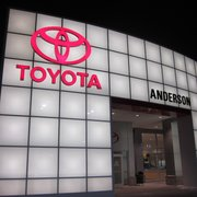 Photo Of Anderson Toyota Loves Park Il United States