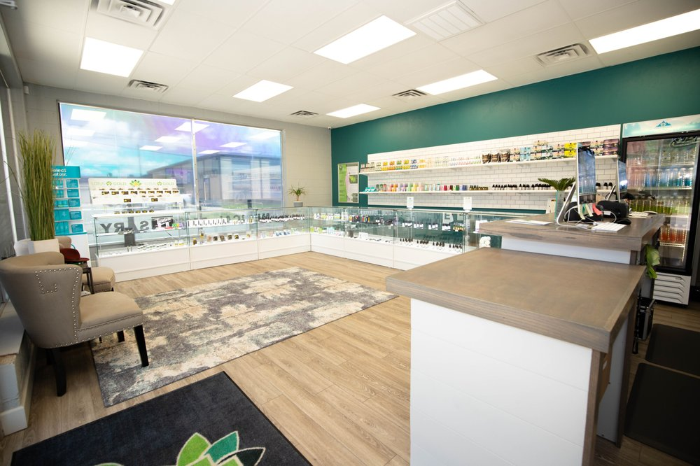 Cbd Plus - Coppell: 110 W Sandy Lake Rd, Coppell, TX