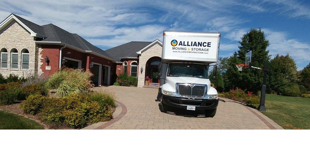 Alliance Moving Amp Storage 45張相片及67篇評語 搬運工人 1503