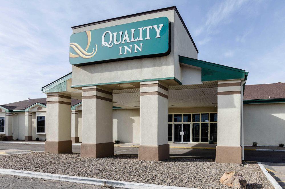 Quality Inn: 1950 South Range Avenue, Colby, KS