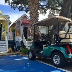Photo Of High Tide Carts Golf Cart Als Saint Simons Island Ga United