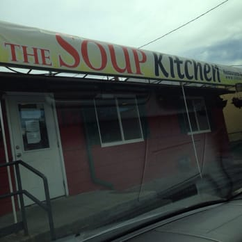 Soup Kitchen On  South Salt Lake City