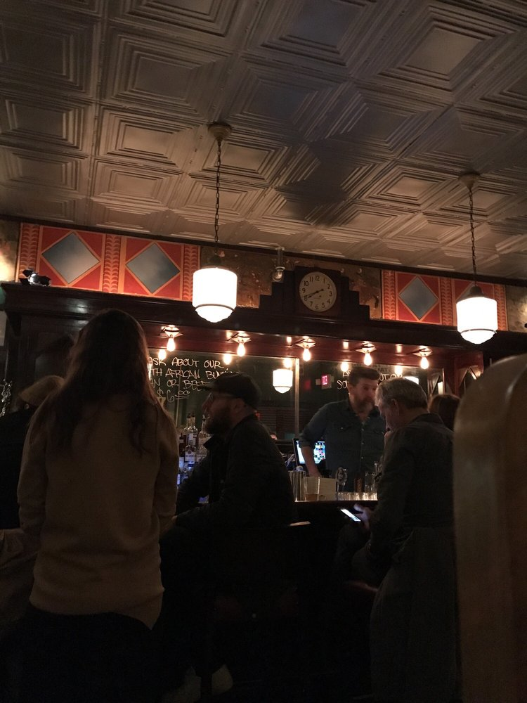 The Beverly Lounge: 224 Foxhall Ave, Kingston, NY