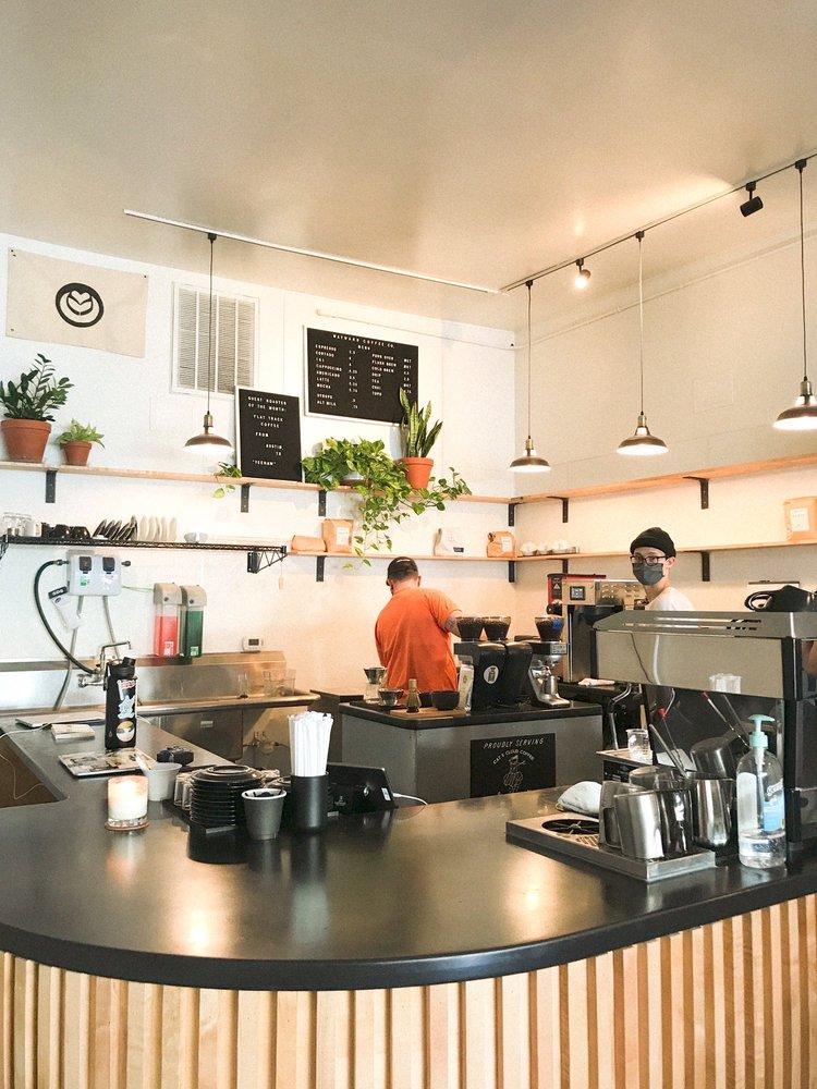 Wayward Coffee Co: 1318 W Davis St, Dallas, TX