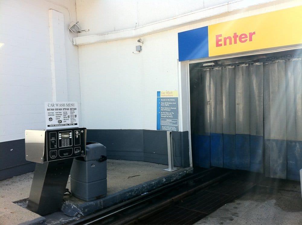 Photos For Ansonia's Main Street Shell Car Wash