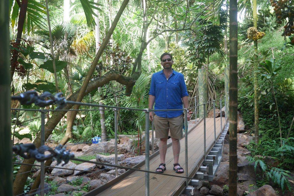 Princeville Botanical Gardens: 3840 Ahonui Rd, Princeville, HI