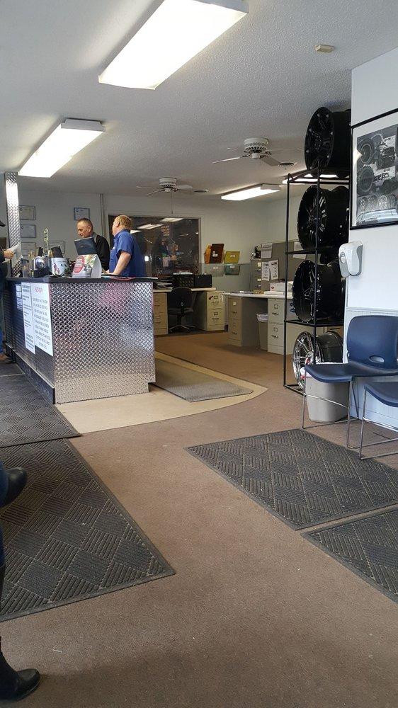 Norm's Tire Service Inc: 410 Beck St, Jonesville, MI