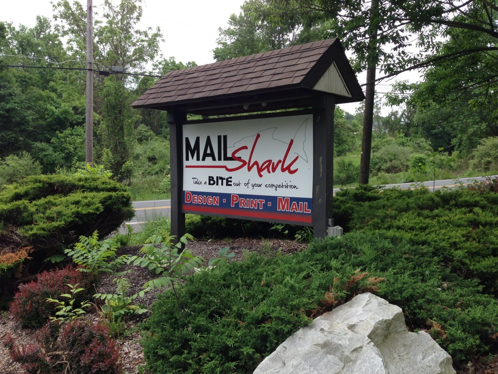 Mail Shark: 4125 New Holland Rd, Mohnton, PA