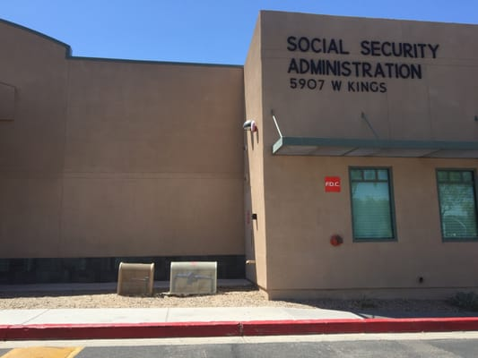Social Security 5907 W Kings Ave Glendale, AZ Government Offices US    MapQuest