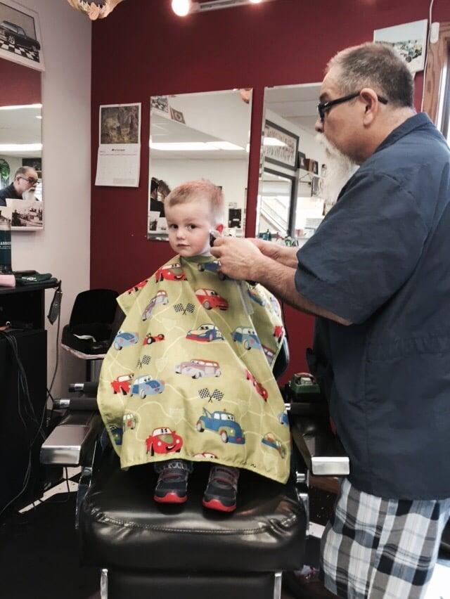 Mark's Barber Shop: 3215 56th St NW, Gig Harbor, WA