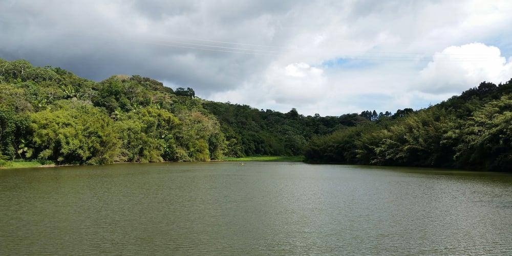 Puente La Hamaca: Lago Garzas S/N, Lago Garzas, PR