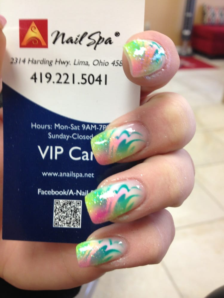 Nail Spa Lima Ohio - Best Nail 2018