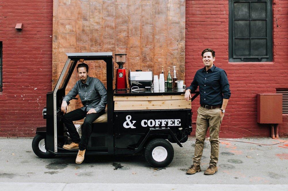 &coffee: Redlands, CA