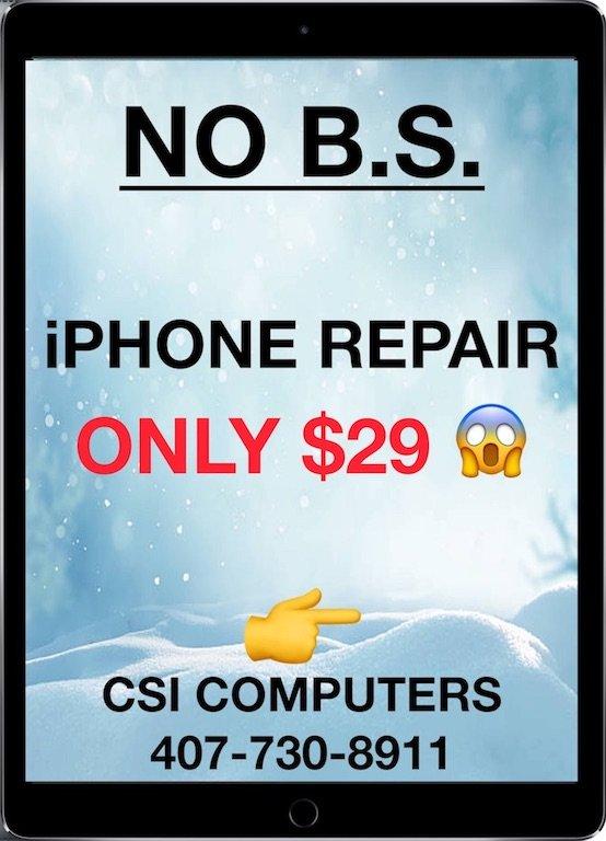CSI Computers: 7567 W Sand Lake Rd, Orlando, FL