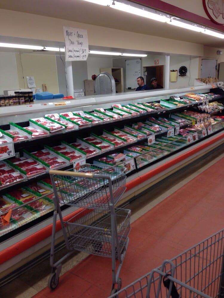 Jack's Market: 1215 Grand Ave, Del Norte, CO