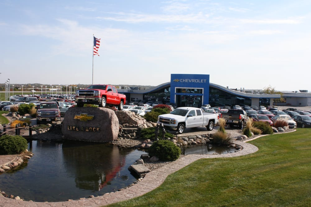 Karl Chevrolet - I-35 Exit 90 - In Ankeny, at the Rock - Yelp