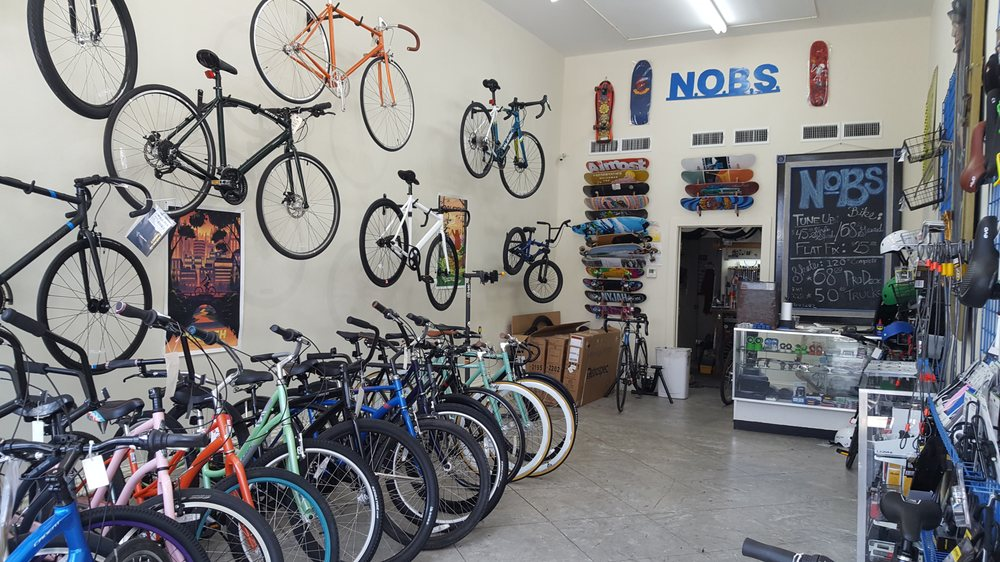 NOBS New Orleans Bike Shop