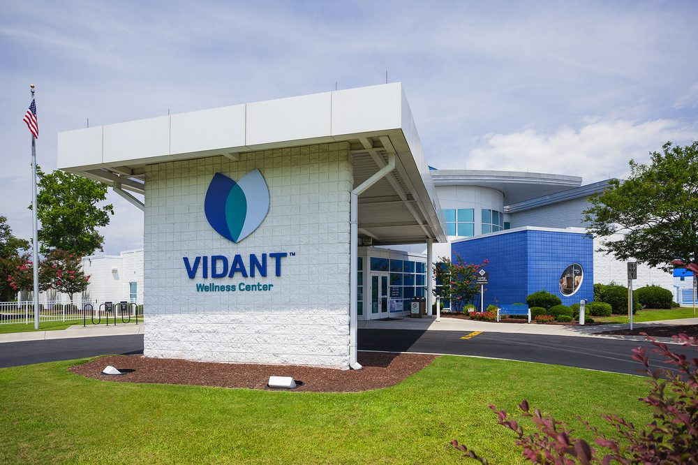 Vidant Wellness Center - Greenville