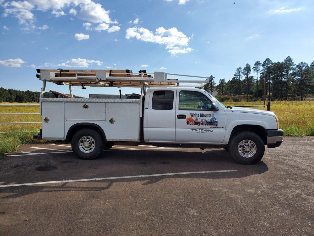 White Mountain Heating & Cooling: 6344 Ponderosa Rd, Show Low, AZ