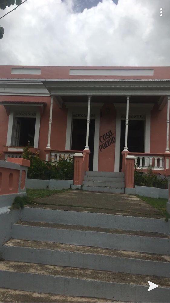 Casa Pueblo: Carr. PR-123 S/N, Adjuntas, PR