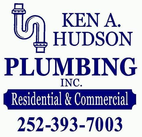Ken A Hudson Plumbing Inc: 5477 Hwy 24, Newport, NC
