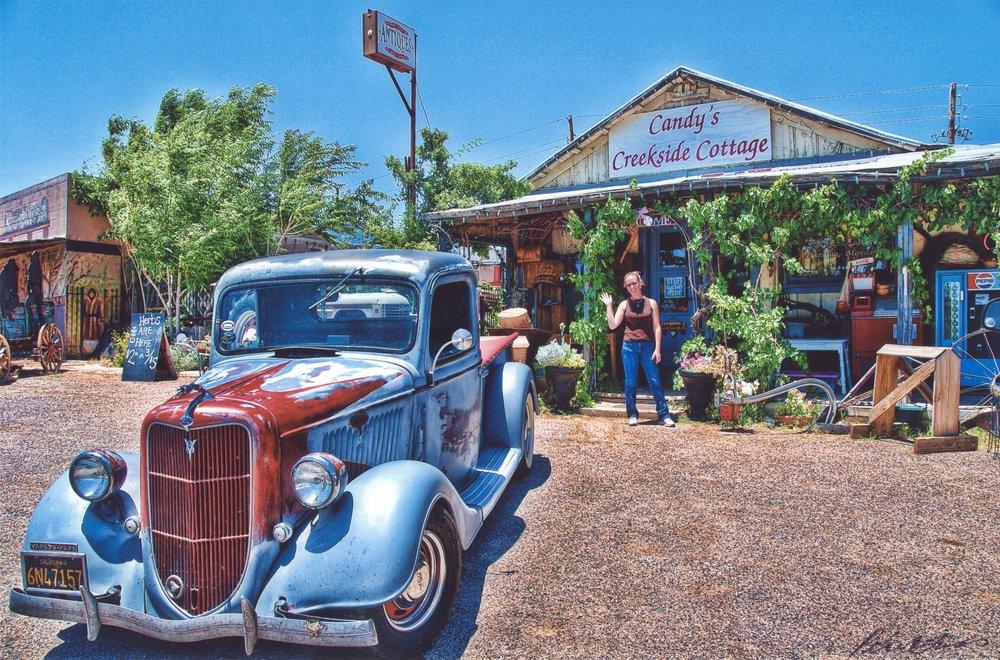 Candy's Creekside Cottage: 2130 E Beaver Creek Rd, Rimrock, AZ
