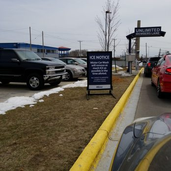 Milwaukee Touchless Car Wash
