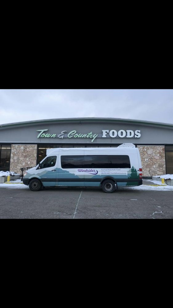 Town & Country Foods: 1217 West Park St, Livingston, MT