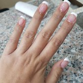 Photo of Classy Nails - Monterey, CA, United States. Nina is simply the