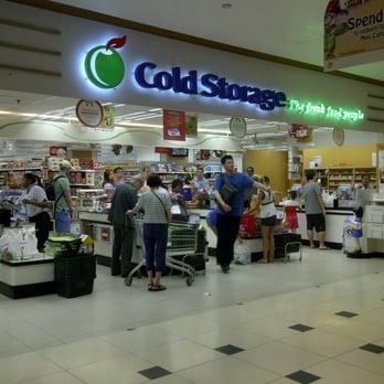 Photo of Cold Storage - Singapore Singapore. Cold Storage employees making that cash money & Cold Storage - Supermarkets - 238 Thomson Road Novena Singapore ...