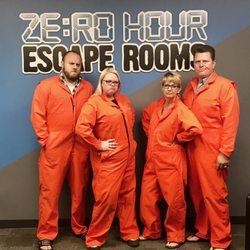 Zero Hour Escape Rooms 15 Photos Amp 16 Reviews Escape
