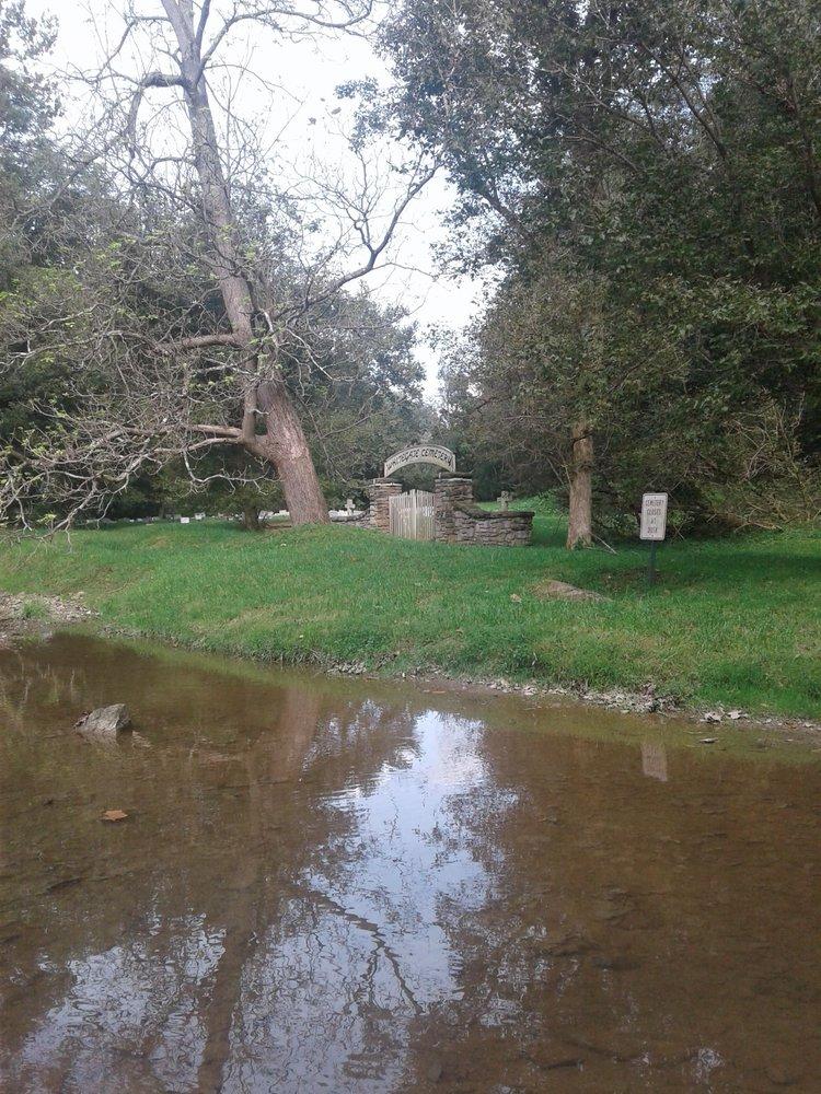 Whitegate Cemetery: Toms Run Rd, 3, WV