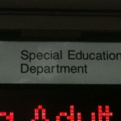 Stockton Unified School District Special Education Department