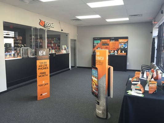 Boost Near Me >> Boost Mobile By Mywireless Store Mobile Phones 15224 Wyoming St