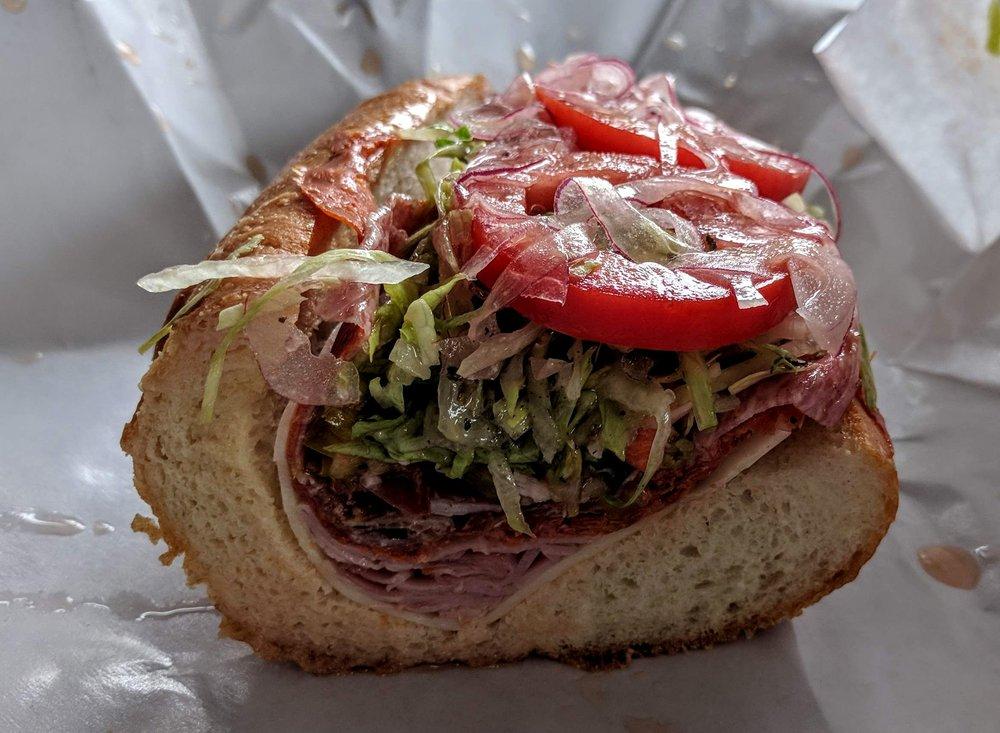 Demarco's Sandwiches: 4606 SE Division St, Portland, OR