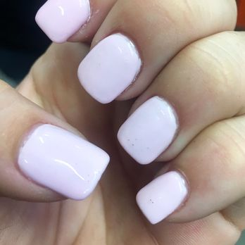 Nails by Van  Those little brown spots that look like dirt