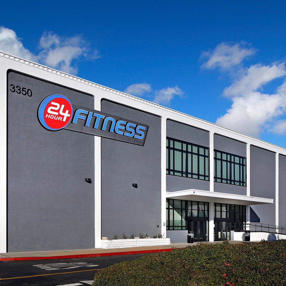 24 Hour Fitness - Ventura: 3350 Telegraph Rd, Ventura, CA