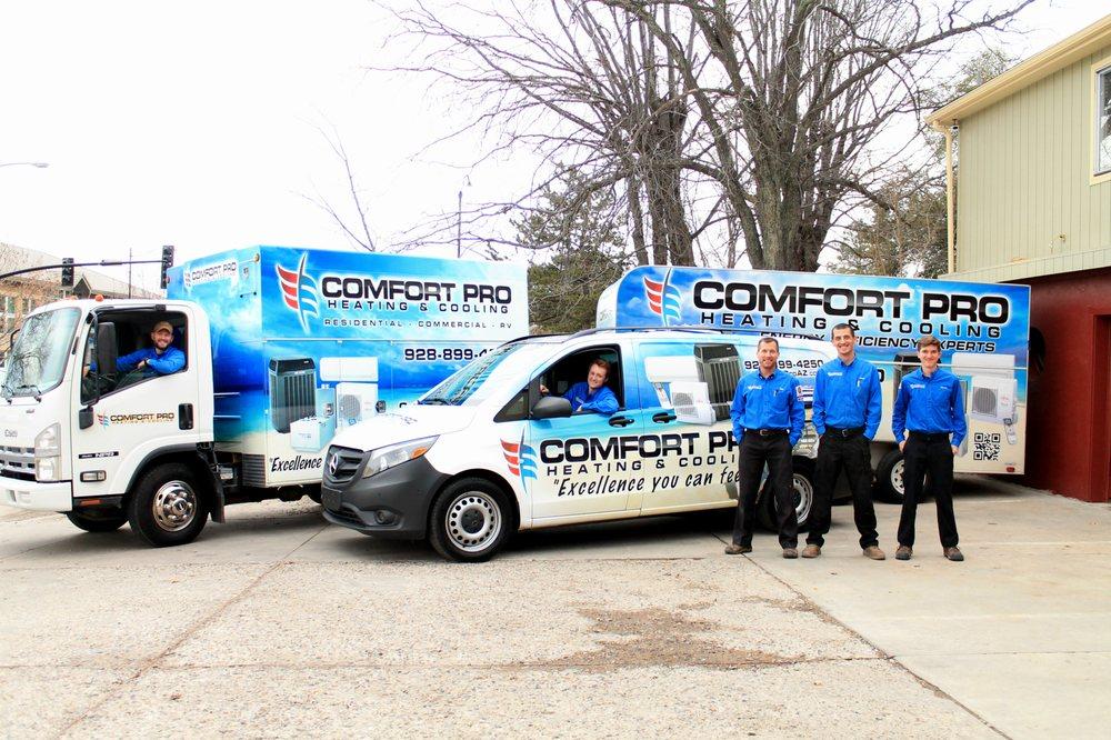 Comfort Pro Heating and Cooling: 607 W Gurley St, Prescott, AZ