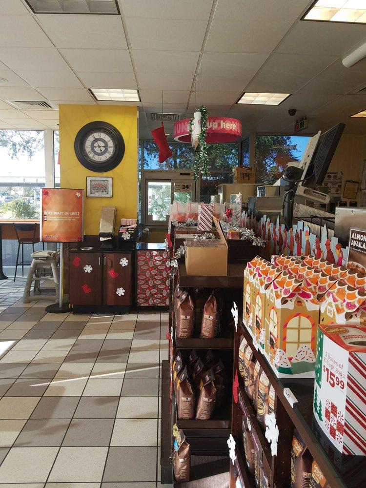 Dunkin' Donuts: 7315 US Highway 19 N, Pinellas Park, FL
