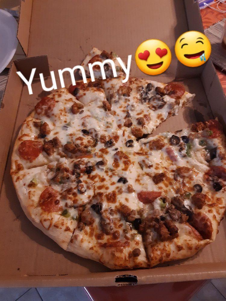 Down Home Pizza: 601 West Main St, Hahira, GA