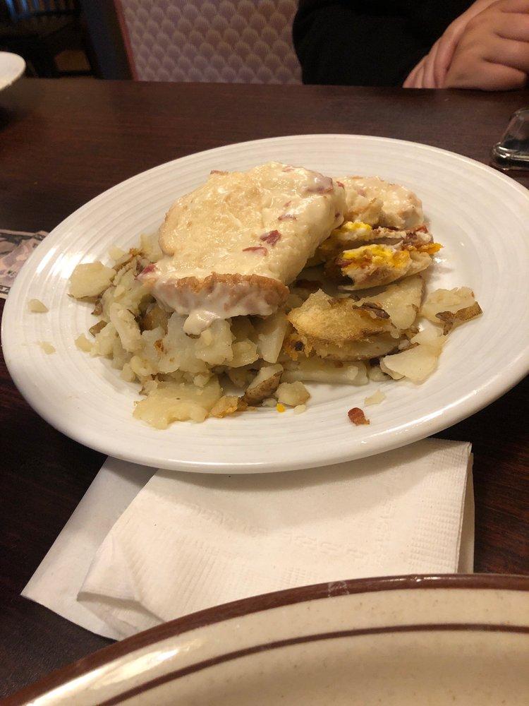 The Chincoteague Diner & Restaurant: 7085 Maddox Blvd, Chincoteague Island, VA