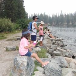 Photo of Lake Mary Campground - Mammoth Lakes, CA, United States ...